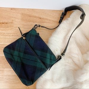 Dooney & Bourke Plaid Shoulder Purse